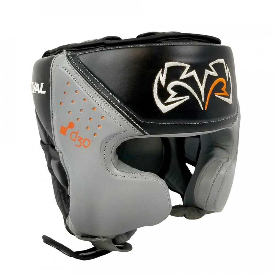 Rival Boxing HEADGUARD Bianco RHG10-Intelli-Shock