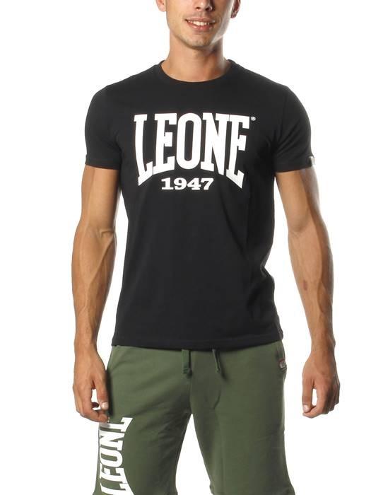 LEONE T-SHIRT LSM1679 VERDE GREEN INDIGO COTONE TSHIRT MAGLIA MAGLIETTA SPORTIVA