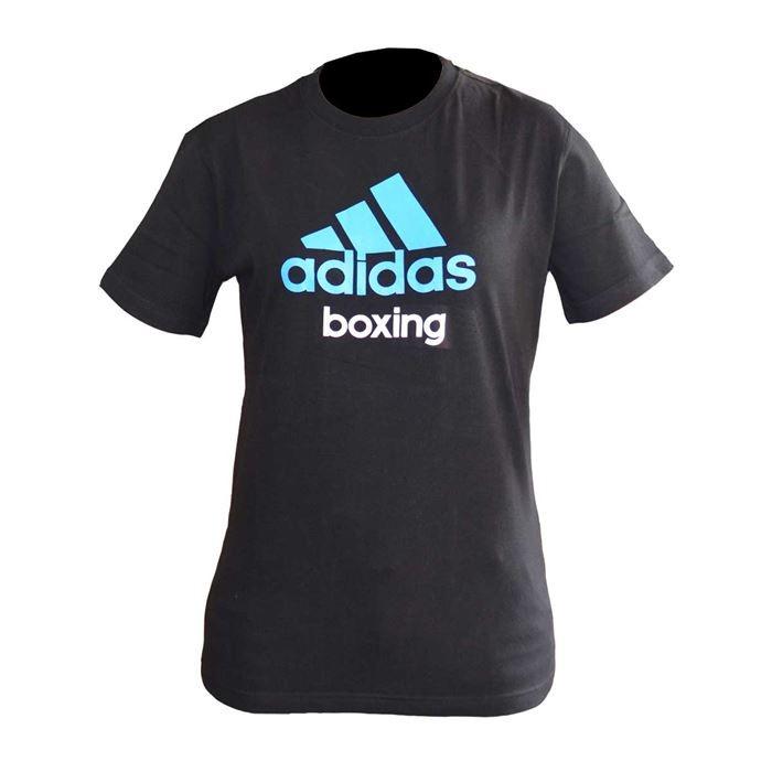tee shirt boxe adidas