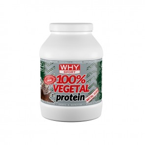 Vegetal 100% Protein Why Sport