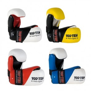 Guantoni Aperti da Semi Contact Top Ten PointFighter 3 Tone