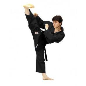 kimoni karate neri