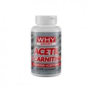 Acetil L-Carnitina Why Sport
