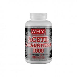 Acetil L-Carnitina 1000 Why Sport