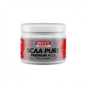 BCAA Pure Premium 4:1:1 Why Sport