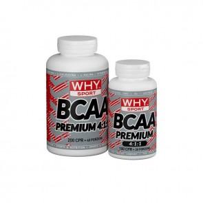 BCAA Premium 4:1:1 +B6 Why Sport