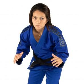 BJJ Gi donna Tatami Fightwear Comp SRS Lightweight 2.0 blu