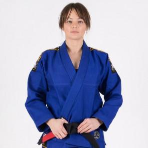 BJJ Gi donna Tatami Fightwear Nova Absolute blu