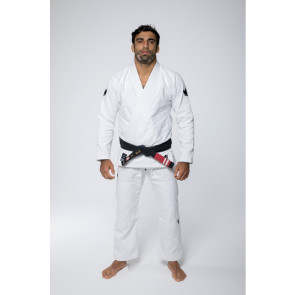 BJJ Gi Kingz The One bianco