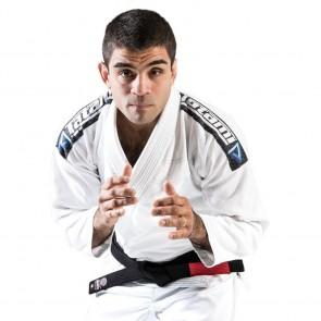BJJ Gi Tatami Fightwear Elements Ultralite bianco