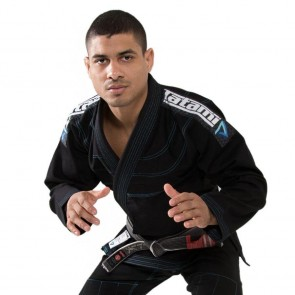 BJJ Gi Tatami Fightwear Elements Ultralite nero