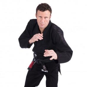 BJJ Gi Tatami Fightwear Essential Nero