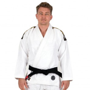 BJJ Gi Tatami Fightwear Nova Absolute Bianco
