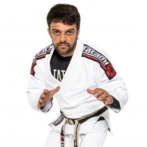 BJJ Gi Tatami Fightwear Nova Mk4 bianco