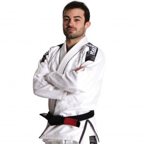 BJJ Gi Tatami Fightwear Nova+ Plus bianco