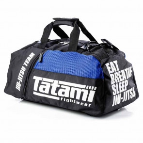 Borsone-zaino Gear Bag Tatami Jiu Jitsu manici
