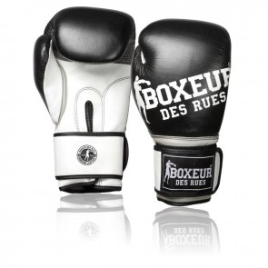 Guantoni Bambino Boxeur Des Rues Color BXT-5144 Nero