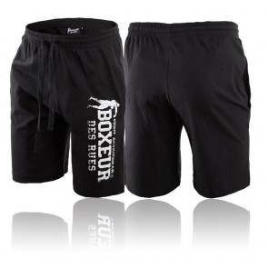 Pantaloncini da allenamento Boxeur Des Rues Classic BXT-1339 Nero