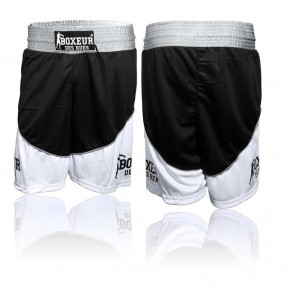 Pantaloncini da boxe Boxeur Des Rues Round BXT-1359 Nero