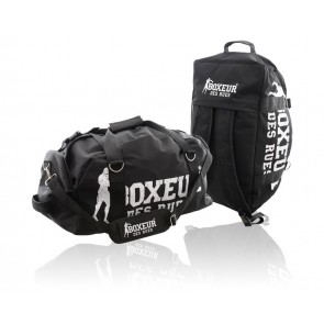 Borsa Zaino Boxeur Des Rues Backpack BXT-17BAG Nero