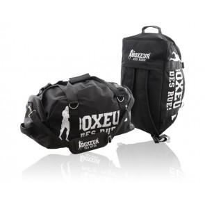 Borsa Zaino Boxeur Des Rues Backpack BXT-17BAG Nero