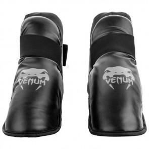 Calzari Kick Boxing Venum Challenger Nero/Grigio
