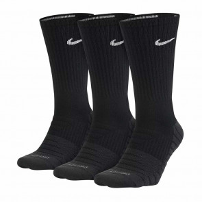 Calzini Nike Nero - confezione da 3 paia