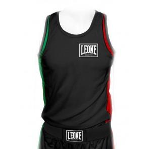 Canotta da boxe Leone AB721