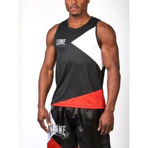 Canotta da boxe Leone Fighter Life AB210