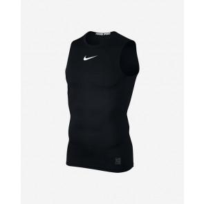 Canotta Nike Pro Dri-FIT nero - visione anteriore