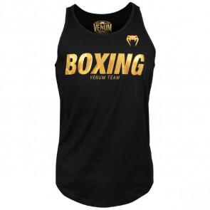 Canotta Venum Boxing VT Nero-Oro