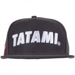 Cappellino Tatami Fightwear Original charcoal