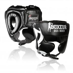 Caschetto Boxeur Des Rues Tribal BXT-HG04 Nero