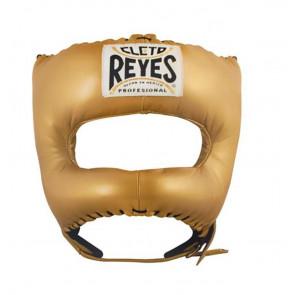 Casco Cleto Reyes con Barra di protezione oro