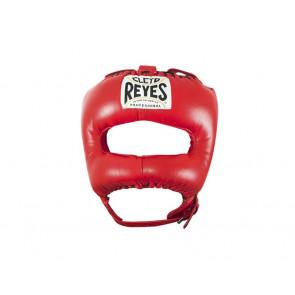 Casco Cleto Reyes con Barra di protezione rosso