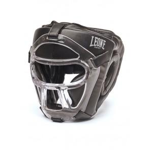 Casco Leone con maschera removibile CS432
