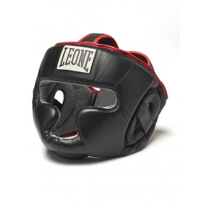 Casco Leone Full Cover Nero CS426