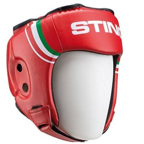 Casco Sting FPI Competition Rosso
