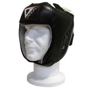 Casco Vandal Fight in pelle