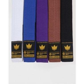 Cintura BJJ Kingz Gold Label V2