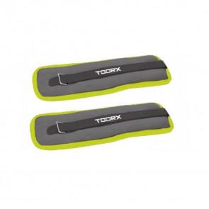Coppia di polsiere cavigliere Toorx 0,5 kg