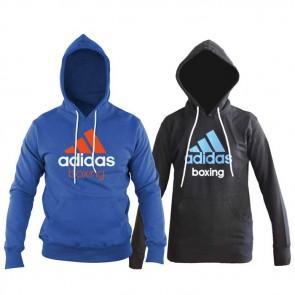 Felpa con cappuccio Adidas Community Boxing