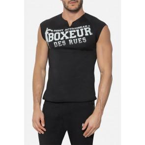Felpa smanicata Boxeur Des Rues Classic BXT-4671
