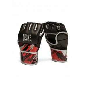 Guanti MMA Leone Neo Camo GP112 4 oz con pollice Rosso