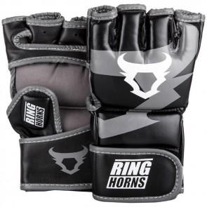 Guanti da MMA Ringhorns Charger Nero/grigio