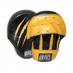 Guanti da passata Cleto Reyes Tiger - nero-oro