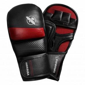 Guanti MMA Hayabusa T3 7 oz Hybrid rosso