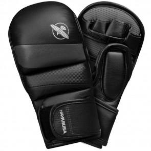 Guanti MMA Hayabusa T3 7 oz Hybrid neri