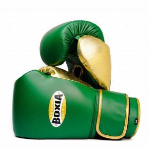 Guantoni Boxia GBS One Verde-oro