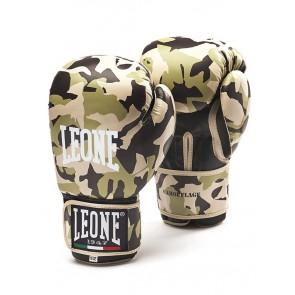 Guantoni Leone Camouflage GN060 Brown